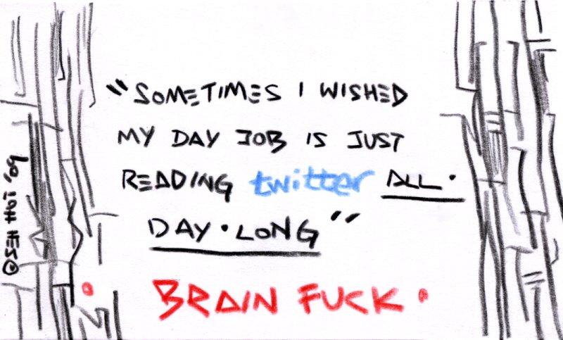 'Brain Fuck' by Seh Hui