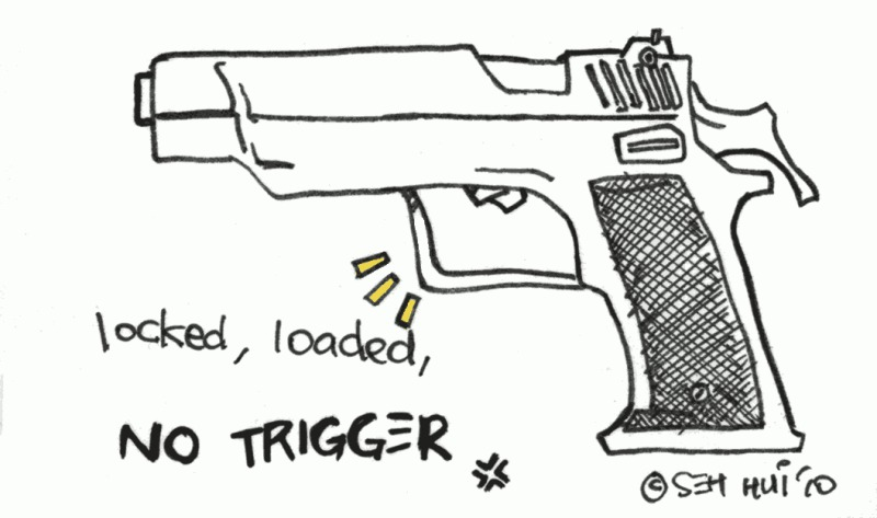 'No Trigger' by Seh Hui