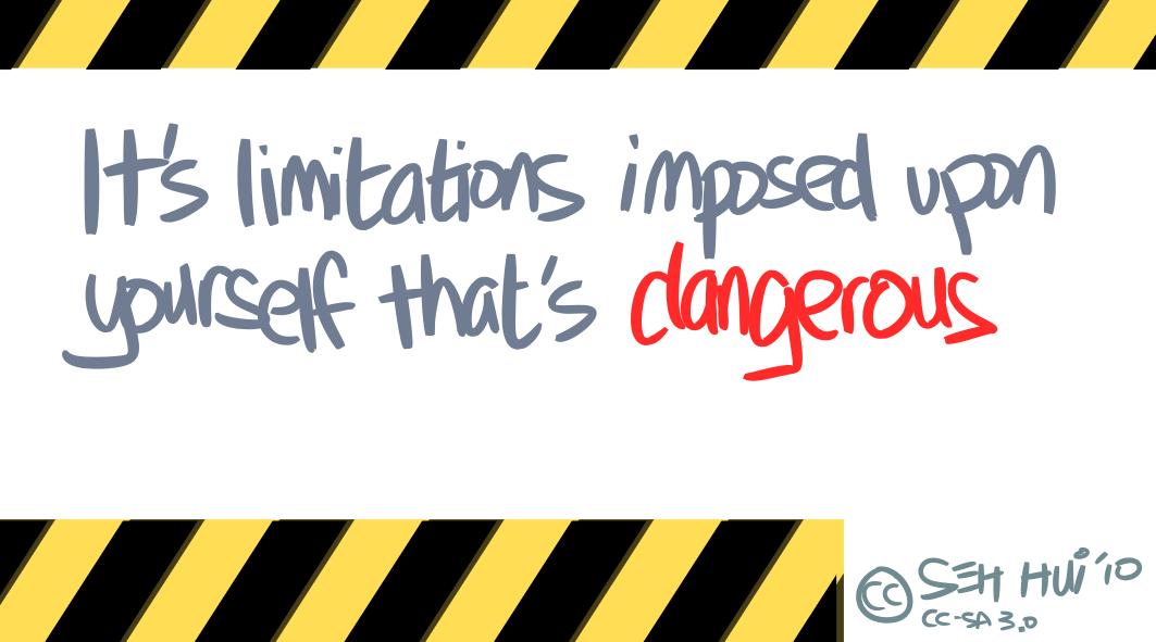 'Limitations'