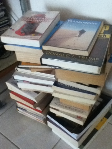 Books I Donated